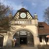 グルーネヴァルト駅 17番線ホーム