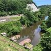 松島で美味しい浜焼きを楽しみつつ、江戸時代から昭和に続く干拓事業の跡を歴史散歩してみました。