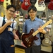 【オーダーギター】T's Guitars  Arc-TSC Madder Red Burst【お渡ししました。】