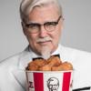 KFCの神、カーネル・サンダース七変化~ちょいワルになったり、ムキムキになったり
