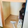 押入れのホコリを掃除機で吸うだけ。押入れ掃除と収納のポイント