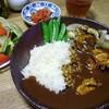 チキンと野菜のカレー