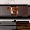 スハニ356 室内灯改良 3-2 (下まわり⇒ボディ内通電 )(Kato・屋根外しの旧製品)