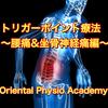 札幌開催!!腰痛&坐骨神経痛に対するトリガーポイント療法