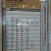 #252 東海道線の時刻表に、驚愕の行先が