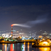富士工場夜景