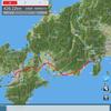 レンタカー弾丸本州一周一人旅{旅行時間96時間、総走行距離3000km}その3 箱根→大阪