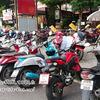 ホアヒンの移動はタクシーよりもレンタルバイクがおすすめ。免許がなくても借りれます。