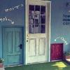 大中小の扉がある『トワモワカフェ』はインスタ映えだぞっ! #トワモワカフェ