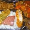 「琉花」の「チキン・人参・ポテトデミグラス煮(日替わり弁当)」300円 #LocalGuides