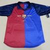 ユニフォーム 590枚目 バルセロナ 1999-2000シーズン ホーム用 クラブ創設100周年記念 半袖 フィーゴ 復刻版