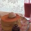 京都でパンケーキ カフェアリエッティ