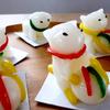 【新粉細工 チンコロ】米の粉で作る新潟の縁起物