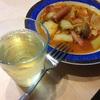 ホステスひとりごはん:フランジアとトマトスープ