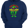 Great I'm the Tallest Elf Matching Group Christmas ugly sweater