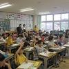 授業参観⑬ 4年生:3時間目 算数・国語