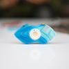 藍瑪瑙宝石の指スピナーの通販 収蔵のハンドスピナーの通販