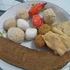 タンジュンブンガの市場と、Muthu Frozen Foodで買い物