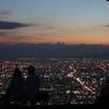 生駒山(信貴生駒スカイライン)からの大阪夜景を紹介!