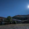 【天体撮影記 第41夜】 栃木県 月夜の廃校と星景