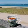休暇中に考えたことと、海で飲むコーヒーのおいしさについて