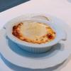 殿堂入りのお皿たち その441【la Brianza (ラ ブリアンツァ) の トリュフのグラタン】
