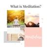 瞑想ってどうすればいいの?心を穏やかに、そしてハッピーに♪