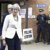 英下院総選挙、警備強化され投票進む