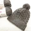 簡単アラン模様のニット帽の編み方【2019/11/06更新】
