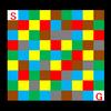 六色三色迷路:問題15