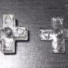 レジンで十字キーを作ってみた件