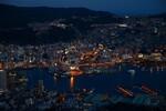 日本三大夜景・長崎の稲佐山から望む1,000万ドルの夜景! 美しいグラデーションに魅了される。