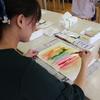 「あなたの心は何色?水彩画を楽しく描こう」を開催
