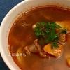 ハンガリー料理「グヤーシュ」スープを簡単に作る方法。