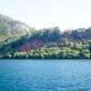 十和田湖早朝自然散策と、十和田湖遊覧船 乗船記