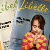 デュッセル子育て家庭向けのフリーマガジン「Libelle」