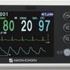 患者移動時・検査・受診中の心電図・SPO2モニタリング