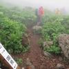 ◆'18/07/22     ガス&強風の秋田駒ヶ岳④