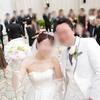 【結婚式当日レポ15】ブーケトス・集合写真