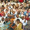 〈座談会 師弟誓願の大行進〉23 大勝利、大歓喜の「世界青年部総会」 永遠に師と共に広布の道を 2018年3月15日