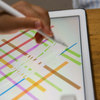 Apple PencilでiPad proにメモや、子供のお絵かき