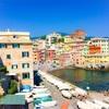 イタリア最大の港町☀︎@Genova