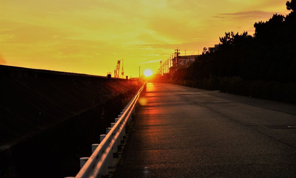 夕陽に照らされたあなたへ~同じ光彩を探して~