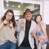 落語家の三遊亭多歌介師匠をゲストにお迎えしました