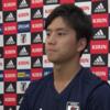 【ニュースログ】U-19代表山田康太選手個人インタビュー、親善試合、A代表お見送り。