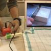 「Chef*mo: 動画が調理器具を制御して調理を支援するシステムの提案」をEC46で発表しました