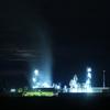 長岡の工場夜景