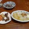 幸運な病のレシピ( 813 )昼:おでん(鳥と牛肉の巾着メイン)