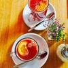 ドイツ冬カフェの楽しみホットスパイスジュース
