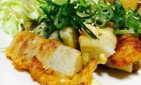 【レシピ】大根ロールトンカツ柚子胡椒風味 ~薄い豚肉でもジューシーに仕上げる~